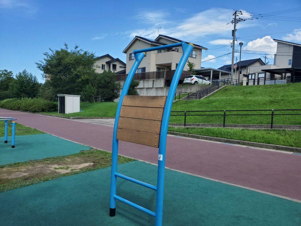 四十万きずな広場、金沢、公園