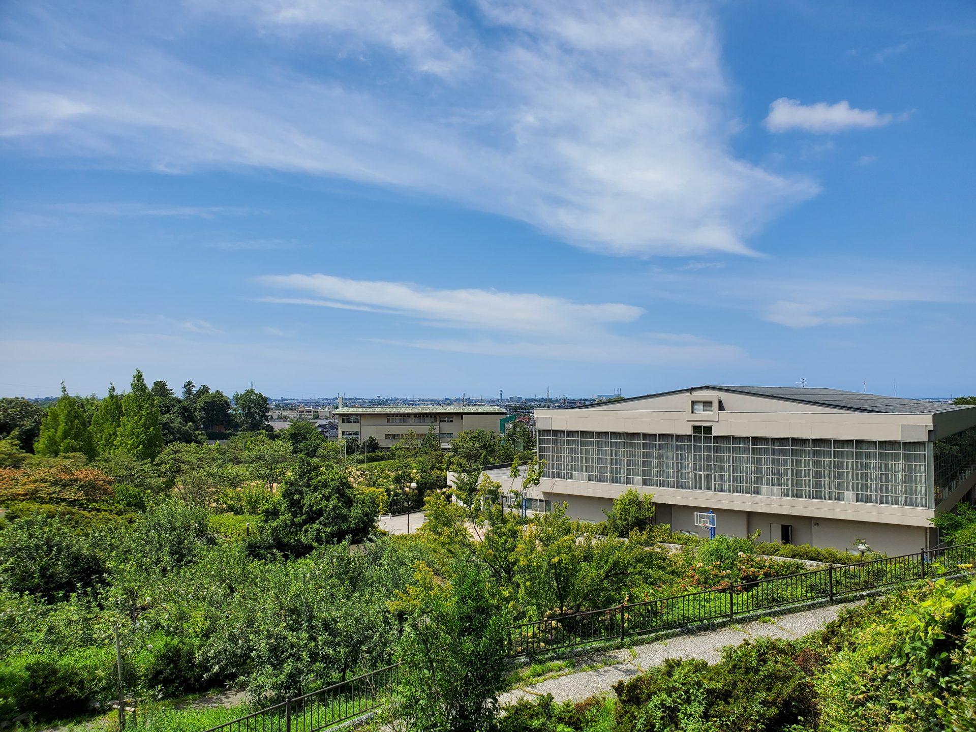額谷ふれあい体育館、額谷ふれあい公園、金沢、体育館、公園