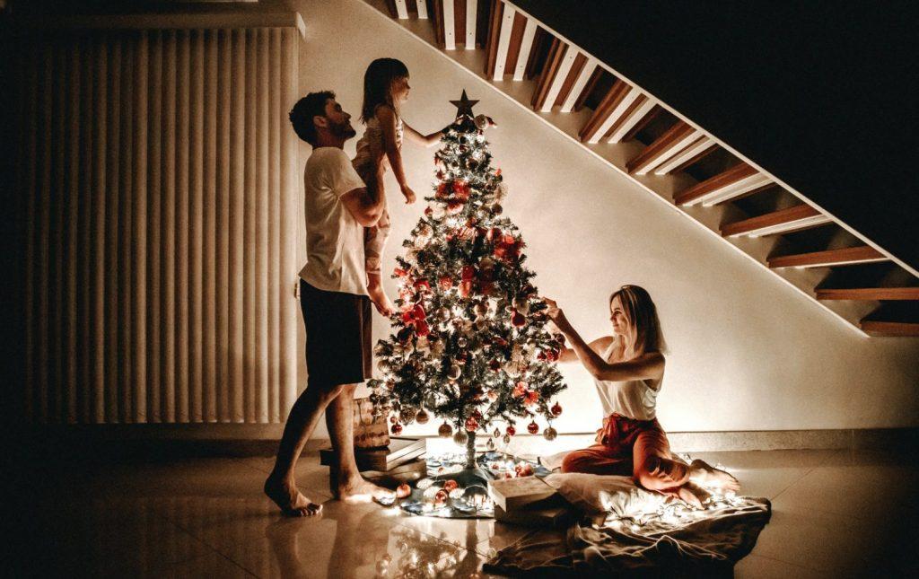 飾り付けがクリスマスイベントに早変わり!