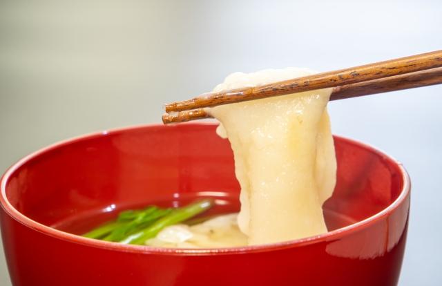 お雑煮、金沢、お餅、石川県