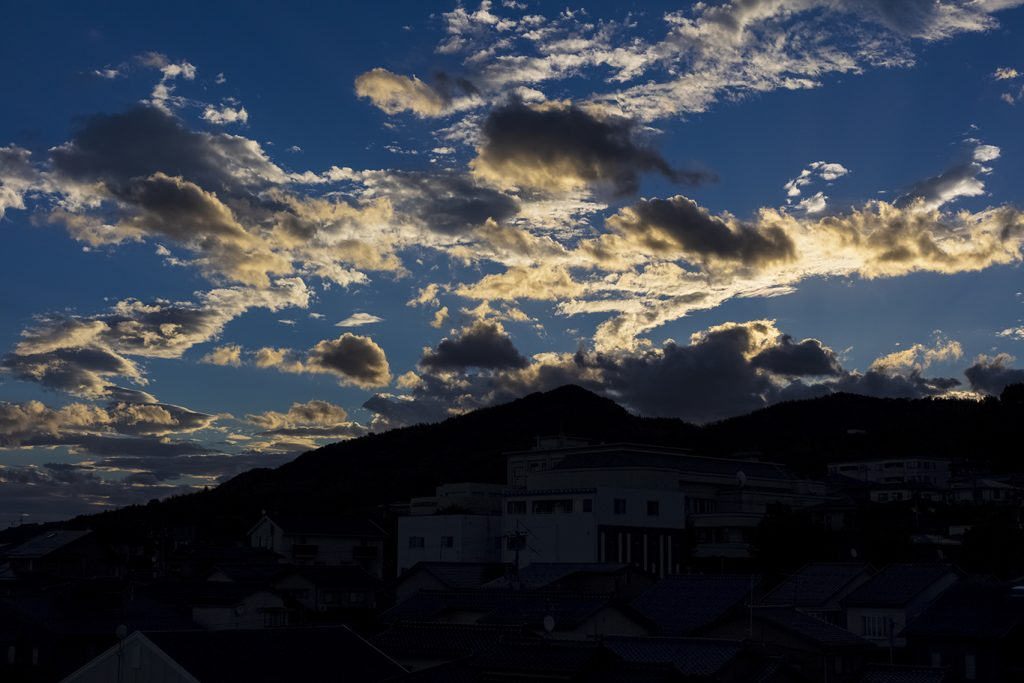 IDEAL NORTHからの空