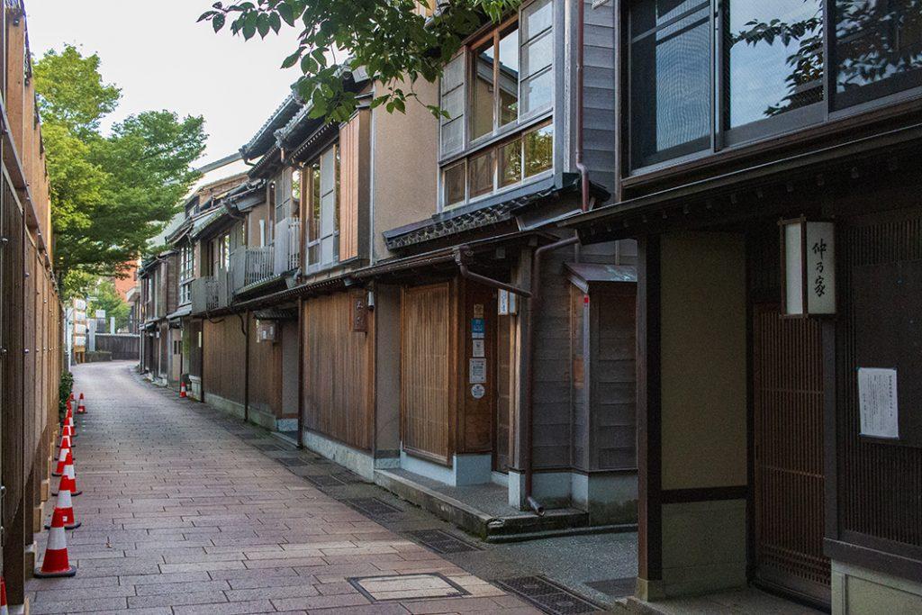 金沢市主計町(かずえまち)